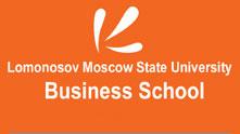 LOMONOSOV MOSCOW STATE UNIVERSITY BUSINESS SCHOOL