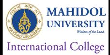 MAHIDOL UNIVERSITY INTERNATIONAL COLLEGE