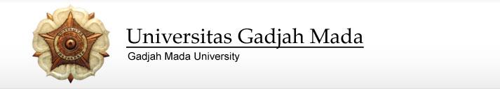 GADJAH MADA UNIVERSITY - JAKARTA CAMPUS